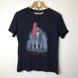 Star Wars size 2X graphic tee shirt